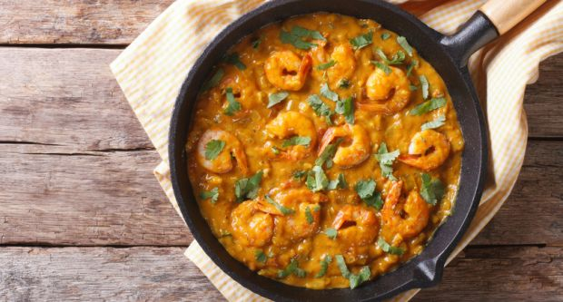 Recipe of Prawn Tikka Masala