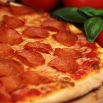 Priyanka's Pepperoni Pizza