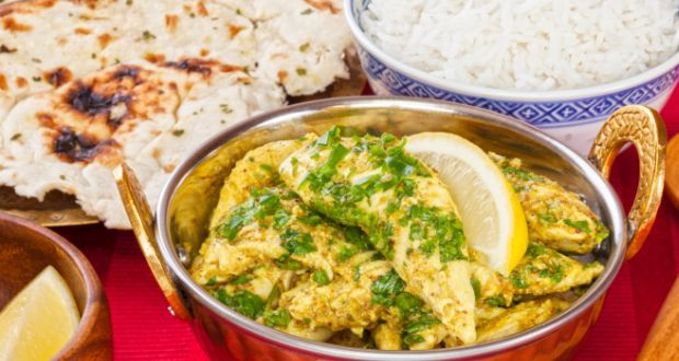 Punjabi Lemon Chicken