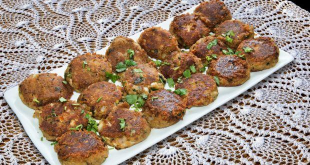 Pyazi Kebabs