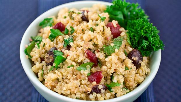 Recipe of Sweet Potato and Quinoa Bowl