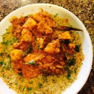 Chicken Quinoa Biryani