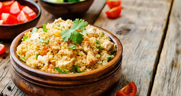 Recipe of Chicken Quinoa Biryani