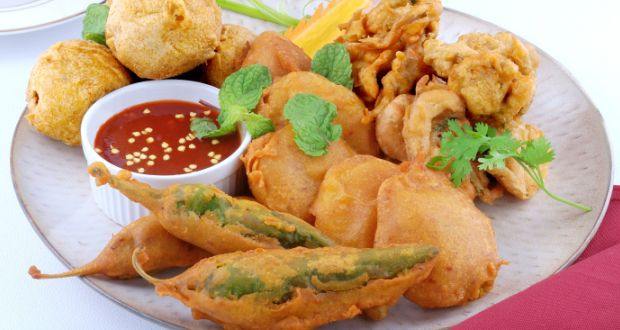 Image result for Mirchi Vada from Rajasthan