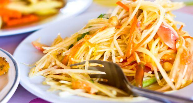 Recipe of Raw Papaya Salad