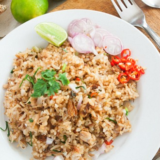 Red Rice Poha