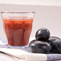 Refreshing Plum Drink  Recipe