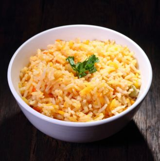 Recipe of Mavinakayi Nellikai Chitranna (Raw Mango & Gooseberry Rice)