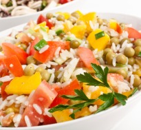 Recipe of Rice Salad