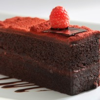 Rich Chocolate Cake Recipe - NDTVCooks.