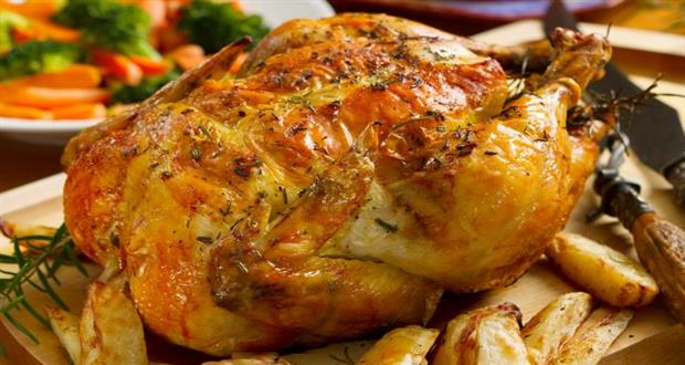 Roast Chicken Recipe by Niru Gupta - NDTV Food