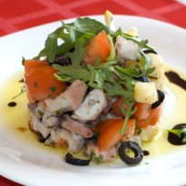 Recipe of Grilled Squid