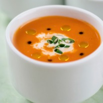 Recipe of Roasted Red Pepper Soup