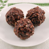 Rum Balls Recipe by Niru Gupta - NDTV Food