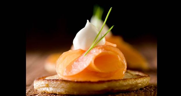 Recipe of Russian Buckwheat Blini