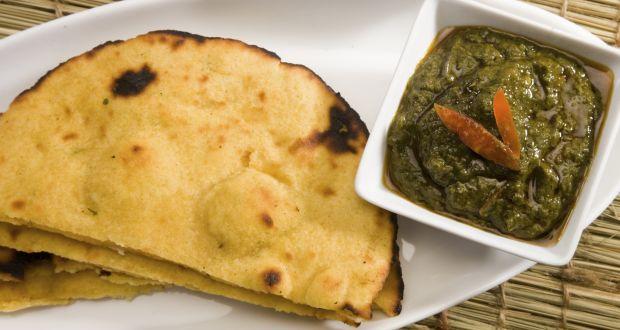 Recipe of Sarson Ka Saag Aur Makki Ki Roti