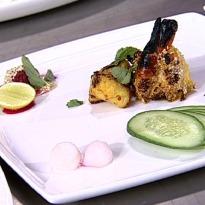 Recipe of Samandari Khazana
