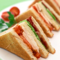 Sweet Relish Sandwich
