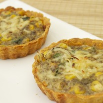 Recipe of Savory Corn Tarts