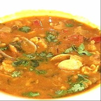 Recipe of Seafood Rasam
