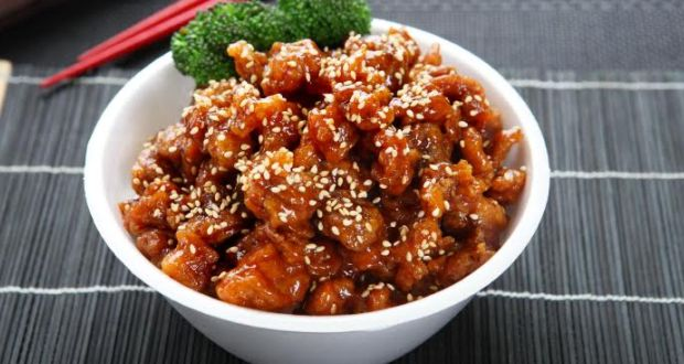 Sesame Chicken Recipe Ndtv Food
