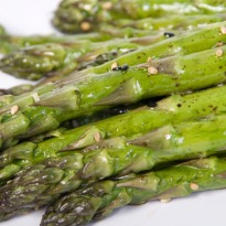 Asparagus with Sesame and Lemon