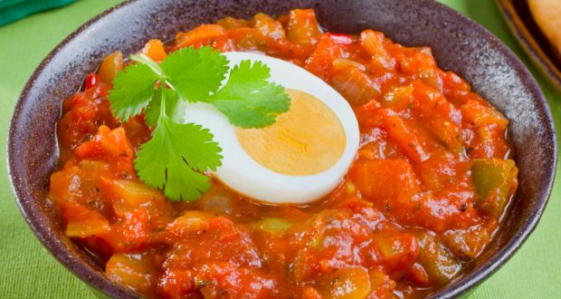 Omelette curry recipe by nidhi raj ndtv food shahi egg curry forumfinder Images