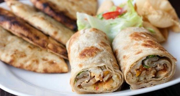 Chicken Shawarma Recipe Chicken Shawarma Chicken Shawarma Roll