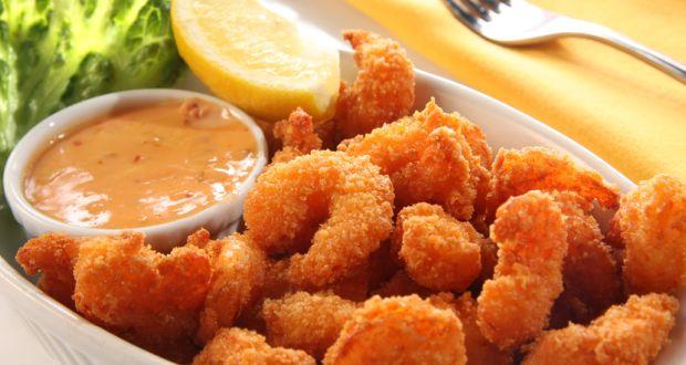 Popcorn Shrimp Recipe Ndtv Food