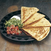 Simple Tuna Quesadillas