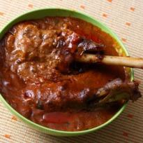 Recipe of Foto Bhuno Gosht (Sindhi Mutton Chops)