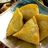 Recipe of Singhare ke Atte ka Samosa