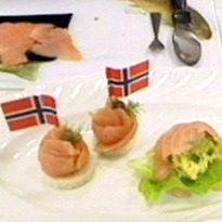 Smoked Salmon Sandwiches Recipe