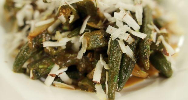 Recipe of Southern Style Okra