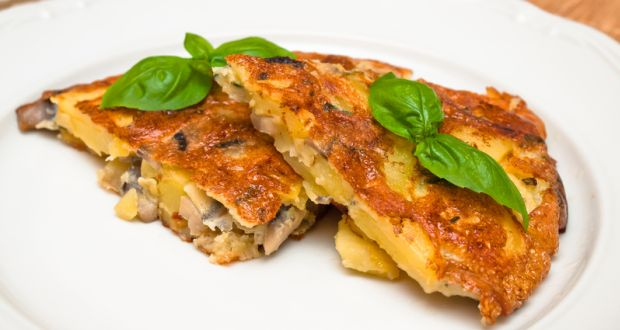 Recipe of Spanish Omelette