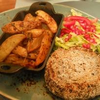 VGV Spice Burger
