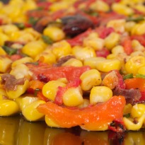 Spicy Corn Salsa Recipe