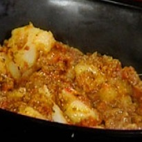 Spicy Potato Recipe