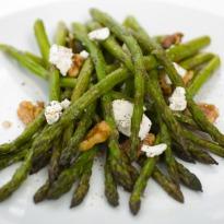 Spicey Sauteed Asparagus