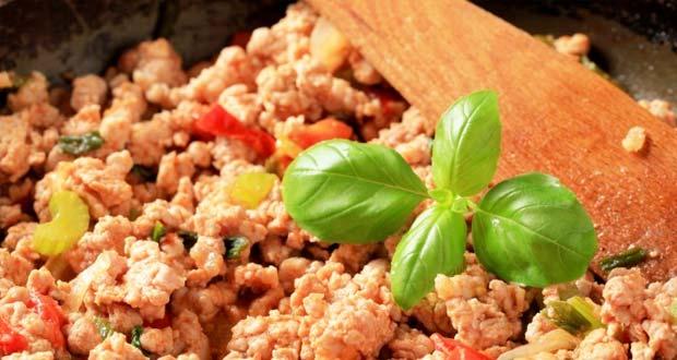 Spicy Soya Bhurji