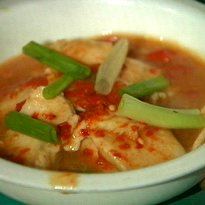 Spicy Sliced Fish