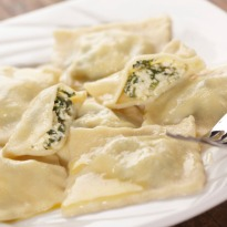 Recipe of Spinach and Ricotta Ravioli