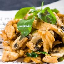 Recipe of Stir Fried Mushrooms