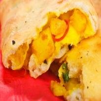 Stuffed Farsi Puri