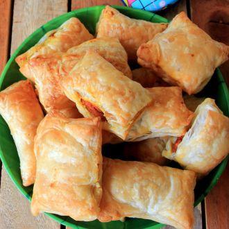 Recipe of Sweet Potato Puffs