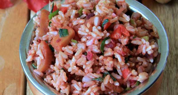 Recipe of Sweet Potato Rice
