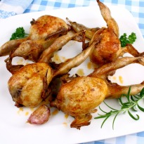 Recipe of Tandoori Bataer (Quail)