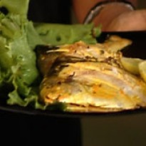 Recipe of Tandoori Pomfret