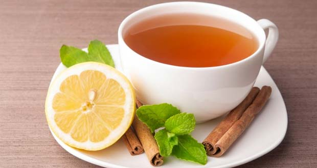 Recipe of Fruit Infused Tea