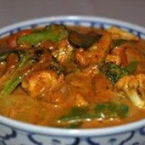 Thai Chicken Yellow Curry